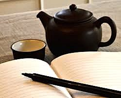 writingTeaPot